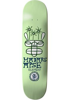 Element Madars-Taldea - titus-shop.com  #Deck #Skateboard #titus #titusskateshop