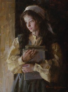 daydreaming by Morgan Weistling Woman Painting, Painting & Drawing, Portrait Art, Portraits, Realistic Paintings, Classical Art, Henri Matisse, Beautiful Paintings, Figurative Art