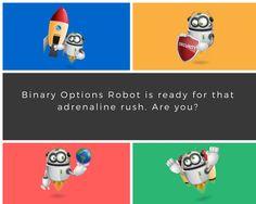 robot binar este că