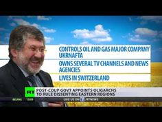 Rule by oligarchs Kiev appoints billionaires to govern east  RT News - http://thedailynewsreport.com/2014/03/31/top-news-videos/rule-by-oligarchs-kiev-appoints-billionaires-to-govern-east-rt-news/