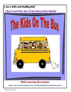 KidZ Learning Connection - A fun activity that leads students through a picture making activity while learning bus safety rules at the same time. Teacher Blogs, Teacher Pay Teachers, Teacher Resources, School Resources, Teaching Ideas, Learning Resources, Primary Classroom, Classroom Activities, Beginning Of School