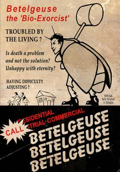 Beetlejuice Flyer Design Only Photo: This Photo was uploaded by Coz_UK. Find other Beetlejuice Flyer Design Only pictures and photos or upload your own . Beetlejuice Movie, Beetlejuice Halloween, Beetlejuice Tattoo, Tim Burton Beetlejuice, Beetlejuice Characters, Beatle Juice, Tim Burton Films, Sweeney Todd, Animes Wallpapers