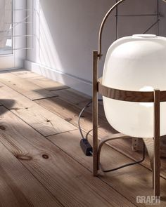 cesta lamp by graph