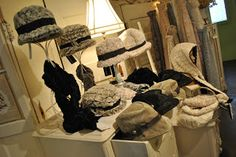 Hat Display SoBo Style Columbus, Ohio Hat Display, Columbus Ohio, Boutique Shop, Product Photography, Autumn Fashion, Change, Store, Hats, Fall Fashion