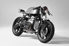 Early 1980 BMW R65 from Karles Vives' Fuel Motorcycles