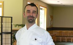 Black Squirrel Magic Executive chef Richard Pierce uses his experience in cooking Asian dishes for the menu of The Black Squirrel in Pemberton. Black Squirrel, Chef's Choice, Executive Chef, Chef Jackets, Menu, Magic, Asian, Dishes, Cooking