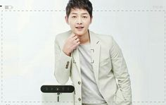 Song Joong Ki How can he be so intimidating!!😍😍