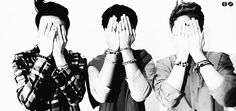 VIXX: Hong Bin, N, Ken cute gif
