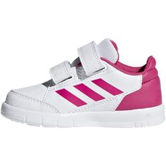 If you are looking for high-quality sports shoes for girls, the Adidas Altasport model will be the perfect choice for you. These are shoes that perfectly protect the delicate feet Sports Shoes For Girls, Kids Sports, Girls Shoes, Adidas Shoes Outlet, Adidas Sneakers, Kid Shoes, Shoes Style, Beautiful, Heels