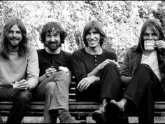 Adrian Maben, 52 minuti in bianco e nero nello studio Europa-Sonor di Parigi nel 1971 con i Pink Floyd.