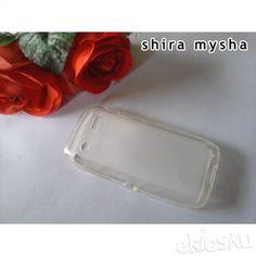 Jual Silikon Soft Case BLACKBERRY PEARL 9100 9105 | CLEAR | Shira Shop