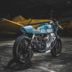 GMT Atelier - Moto Guzzi Le Mans