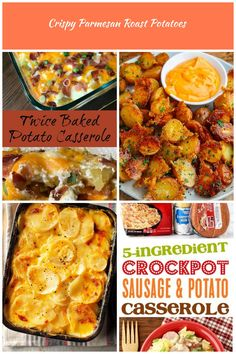 Do you love twice baked potatoes, but need an easier way to make them? This Twice Baked Potato Casserole is packed with delicious flavors and can be made much more quickly than traditional twice baked potatoes. This casserole is a family favorite! #potatoes #potatorecipes #sidedish #bacon #cheese #dairygood #undeniablydairy #loadedpotatoes Potato Recipes