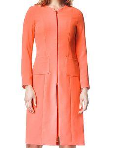 idee voor nieuwe jas met zelfde patroon winterjas, wel andere kleur