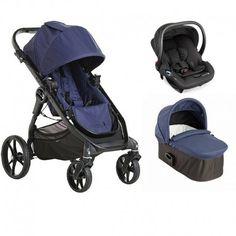 Voici enfin la poussette Baby Jogger qui vous permet de choisir l'orientation du siège de votre enfant.