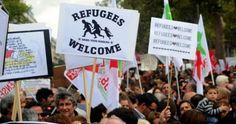 Les mondialistes qui ont créé la crise des migrants l'exploitent désormais contre l'Occident. C'est le principe même de la dialectique marxiste.