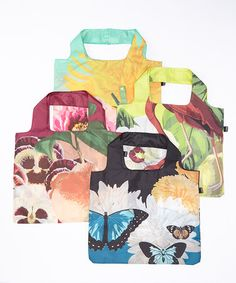 Loving this Botany Reusable Bag Set on #zulily! #zulilyfinds