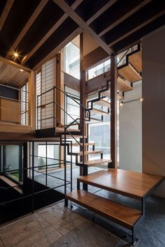 It's not really micro. I just love split levels and mezzanines.