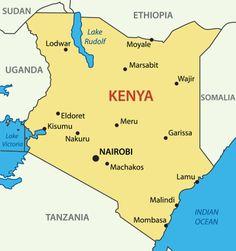 Kenya Flag - All about Kenya Flag - colors, meaning, information & history