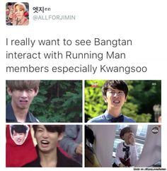 Make this happen | Petition for BTS on Running Man!
