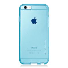 iPhone6 Transparent Jelly case (Color:Skyblue) www.voiamall.co.kr www.voia.co.kr