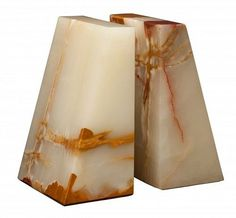 Marble Crafter BE20-LG Zeus Bookends