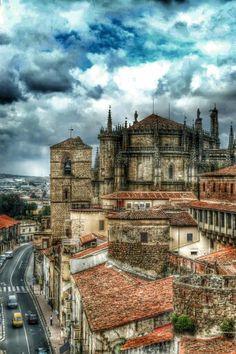 Catedral de Plasencia, Cáceres, España