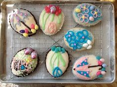 Marzipan Easter Cookies from Malta | Figolla