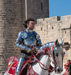 'Aigues-Mortes - Joust' courtesy of Stephen Moss/Photosm
