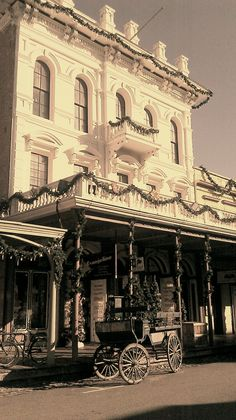 Old Sacramento Sacramento, California | Ramble On |