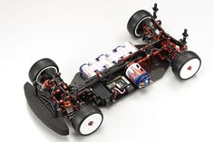 KYOSHO TF-5 STALLION SHIN 30023 1/10 R/C ELECTRIC POWERED 4WD TOURING CAR RC Car