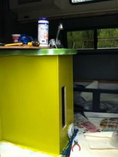 Easy DIY Updates Take A Conversion Van To Custom Cool