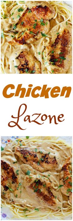 Chicken Lazone!