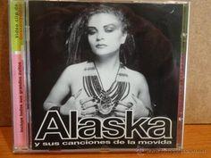 ALASKA Y SUS CANCIONES DE LA MOVIDA. CD / EMI ODEON - 2002. 18 TEMAS   VIDEO CLIP. CALIDAD LUJO.