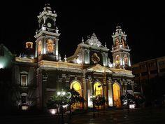City Cathedral, Salta City, Argentina x.