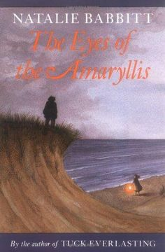 The Eyes of the Amaryllis by Natalie Babbitt. Jenny and her grandmother battle a ghost and the sea for a figurehead that washes ashore from a sunken ship. http://tewksbury.mvlc.org/eg/opac/advanced