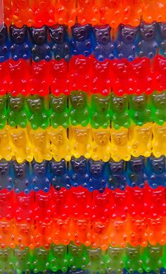 Gummy Bears!!!!!!!!!!!!!!!