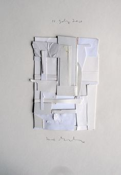 White collages — Matt Gonzalez – San Francisco Collage Collective ll SFCC Mixed Media Collage, Collage Art, Collage Sculpture, Painting Collage, Wallpaper Bonitos, Assemblage Art, Art Plastique, Medium Art, Graphic