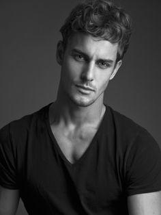 Henrique Hansmann with Next Model Management.
