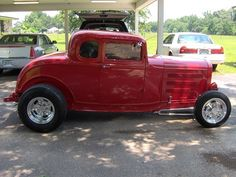 '32 FORD 5 WINDOW COUPE for Sale