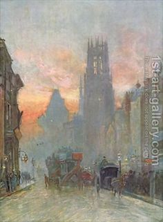 Google Image Result for http://www.1st-art-gallery.com/thumbnail/225058/1/View-Looking-Down-Fleet-Street-London-Late-19th-Century.jpg