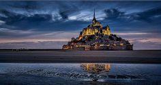 Mont-Saint-Michel France