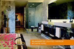 Electric Mirror  Atlantis Hotel Bahamas-Silhouette  2008