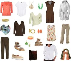 Ultimate Packing List for Women over 40: Hot Weather Travel  For ...