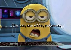 Credit cards with Minions pictures AM, Saturday November 2015 PST) - 10 pics - Minion Quotes Cute Minions, My Minion, Minion Stuff, Minion Humor, Minions 2014, Funny Minion Pictures, Funny Quotes, Funny Memes, Qoutes