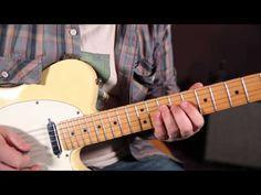 ▶ Texas Blues Lick - Albert King, SRV Inspired - Marty Schwartz - YouTube
