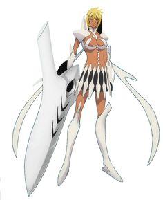Fan-Art of Espada #3, Tier Harribel (ティア・ハリベル ...