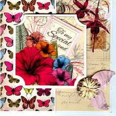 Craftwork Cards - Paradise Collection Pack