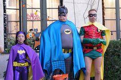 The Tucker-Pritchett Family all ready for Halloween.