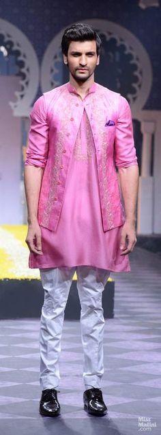 Raghavendra Rathore. Pink for men :)